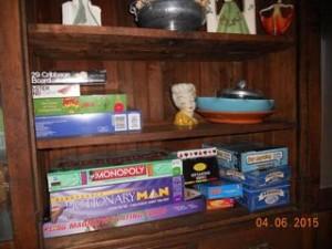 Sue's Games